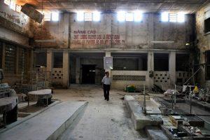 Dấu ấn thời bao cấp ở nhà máy tuổi đời hơn nửa thế kỷ